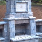 fire pit chimney
